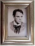 W.B. Yeats - Original Miniature