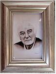 Seamus Heaney - Original Miniature