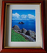 Bee Hive Huts, Skellig Michael, Co Kerry, Ireland (Irish Photo Print)