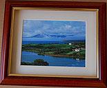 View of Bantry Bay, West Cork, Ireland (Irish Photo Print)