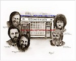 The Dubliners Ltd Edition Print