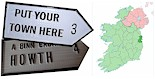 Do we have your SOUTH DUBLIN Town ROAD SIGN?