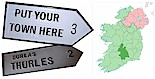 Do we have your North TIPPERARY Town ROAD SIGN?