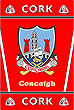 Cork GAA County Crest - Irish County Rug