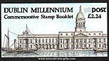Sb30 (sg) 1988 Dublin Millenium �2.24 Booklet