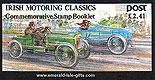 Sb32 (sg) 1989 Irish Motoring Classics �2.41 Booklet
