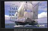 Sb66 (sg) 1998 Cutty Sark Tall Ships Race ?.65 Booklet