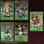 Sb80/84 (sg) 2000 Set Of 5 Hurling Team Of Mill Bklets