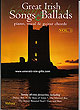 Great Irish Songs & Ballads Volume 1 (with Words & Chords)