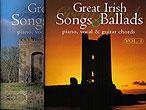 Great Irish Songs & Ballads Collection (Set of 2 books)