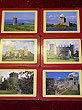 Irish Castles Set 6 Quality Hardwood Placemats