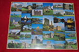 Irish Medieval Castles Placemats