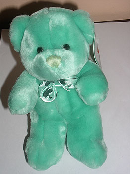 Irish Cuddly Teddy Bear