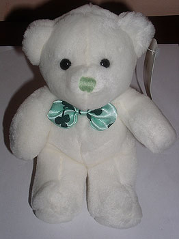 Irish Teddy Bear Cuddly Toy