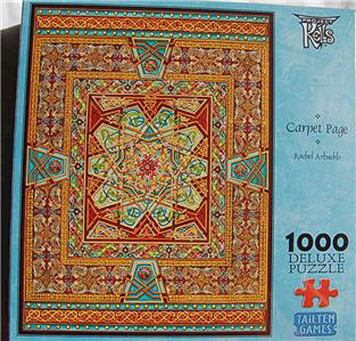 Magic Carpet Page 1000 Piece