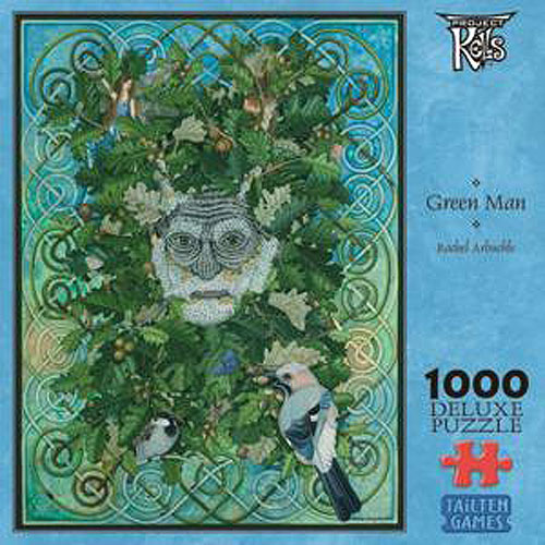 The Green Man 1000 Piece