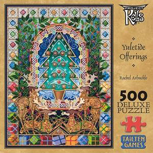 Yuletide Offerings 500 Piece