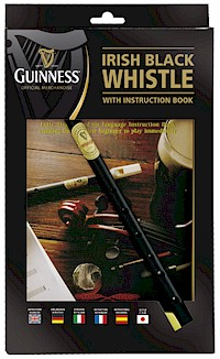 Guinness Irish Black Whistle Twin Pack