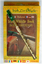 Irish Tin Whistle & Book Twin Learners Pack
