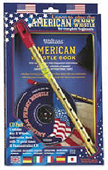 American Whistle CD Pack