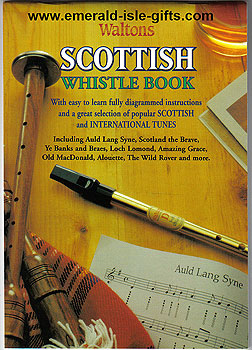 Scottish Tin Whistle Book Tutor