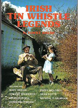 Irish Tin Whistle Legends Tunes (Paddy Moloney, Sean Potts etc)