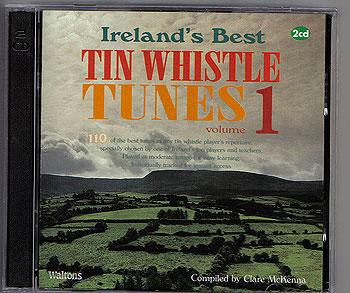 Music 2 CD Set 110 Irish Tin Whistle Tunes (Volume 1)