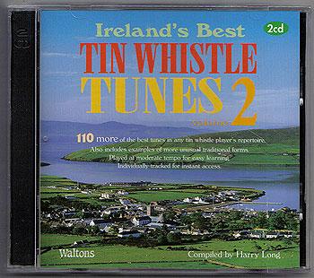 Volume 2 110 Irish Tin Whistle tunes (Double CD Set)