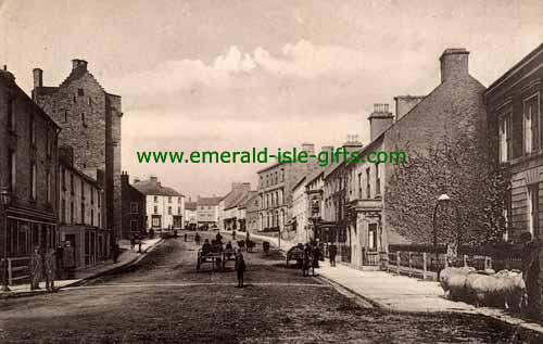 Roscrea - Tipperary - Castle St