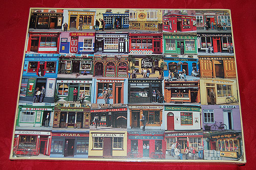 Irish Pubs Placemats
