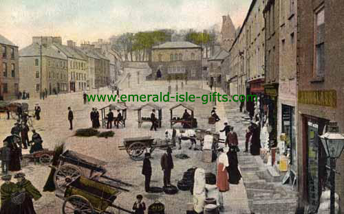 Dungannon - Tyrone - Market Day