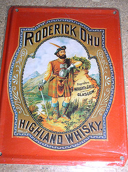 Roderick Dhu Scottish Whisky