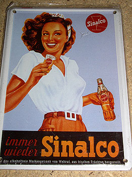 Sinalco Vintage