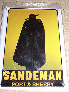 Sandeman Port Vintage