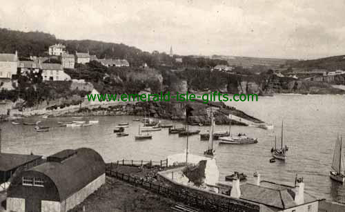 Dunmore East - Waterford - Aerial View