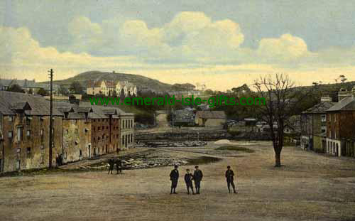 Enniscorthy - Wexford - Abbey Square