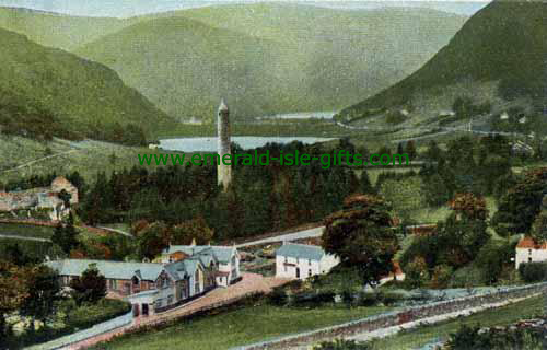 Glendalough - Wicklow - Valley
