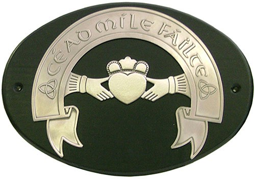 Claddagh Wall Plaques