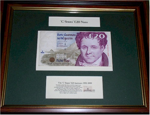 Irish Coins & Bank Notes