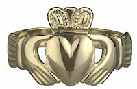 Celtic and Claddagh Jewellery