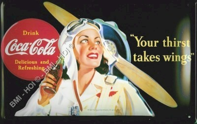 Coca Cola Advertisement Signs