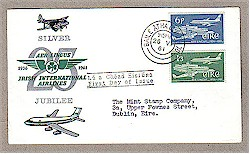 Commemorative First Day Covers 1960-69