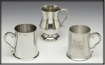 Glasses, Measures, Tankards