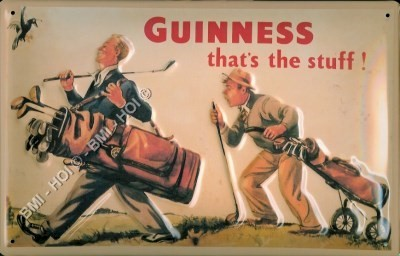 Guinness Collectable Metal Signs