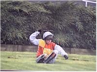 Humorous Horse Racing Pic
