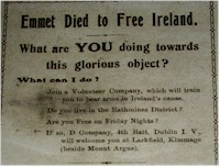 Irish Propaganda Recruitment Posters