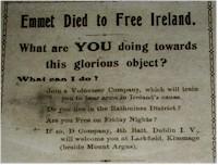 Irish Propaganda Recruitment Posters