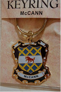 Keyrings - Family Coat of Arms