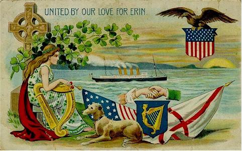 Nostalgic Patriotic Ireland
