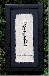 Ogham Wishes Crafts
